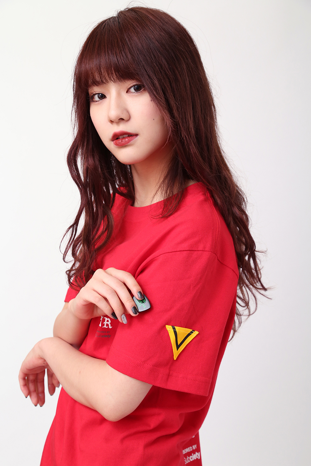 RADIO EVA TOUR S/S T-Shirt (RED/WHITE)