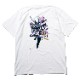 Abstract EVANGELION T-Shirt β(KENTA KAKIKAWA)(WHITE(初号機))