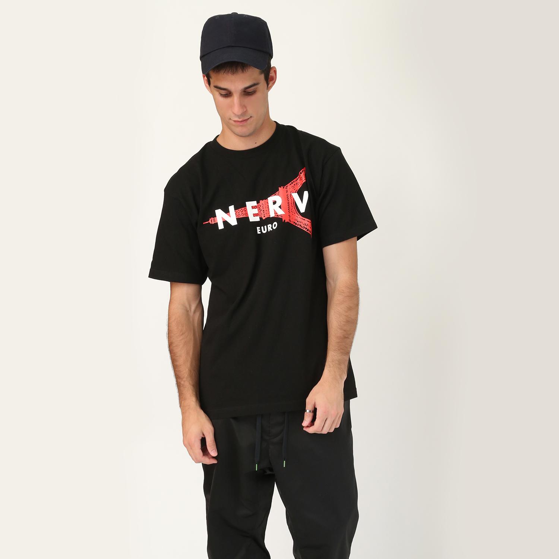 EURO NERV T-Shirt (BLACK)
