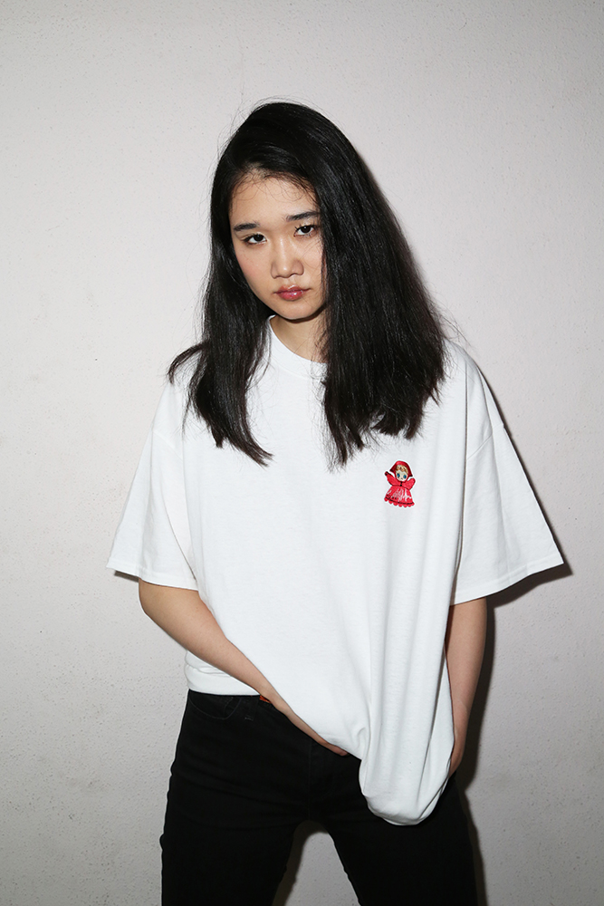 PUPPET Collection BIG T-Shirt (ホワイト)