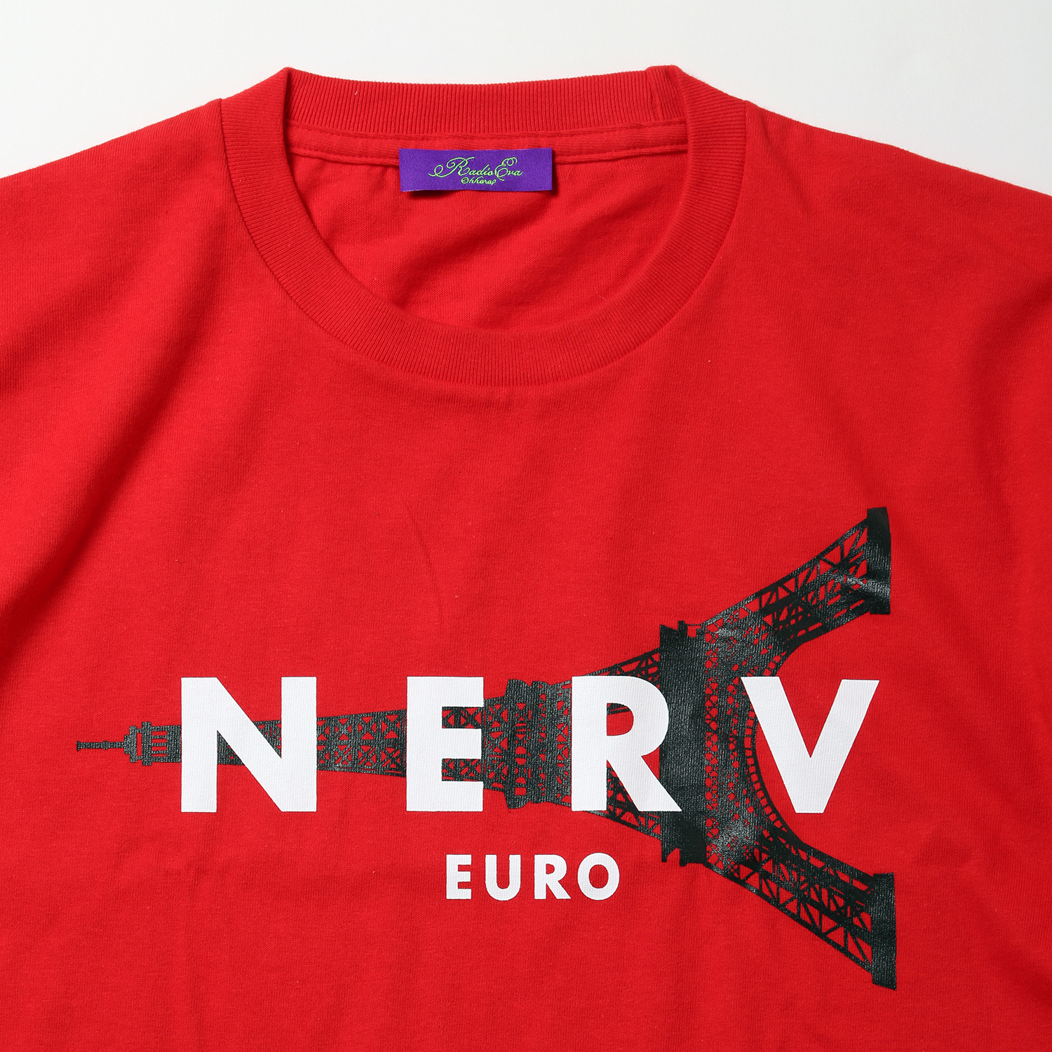 EURO NERV T-Shirt (RED)