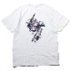 Abstract EVANGELION T-Shirt β(KENTA KAKIKAWA)(WHITE(8号機))
