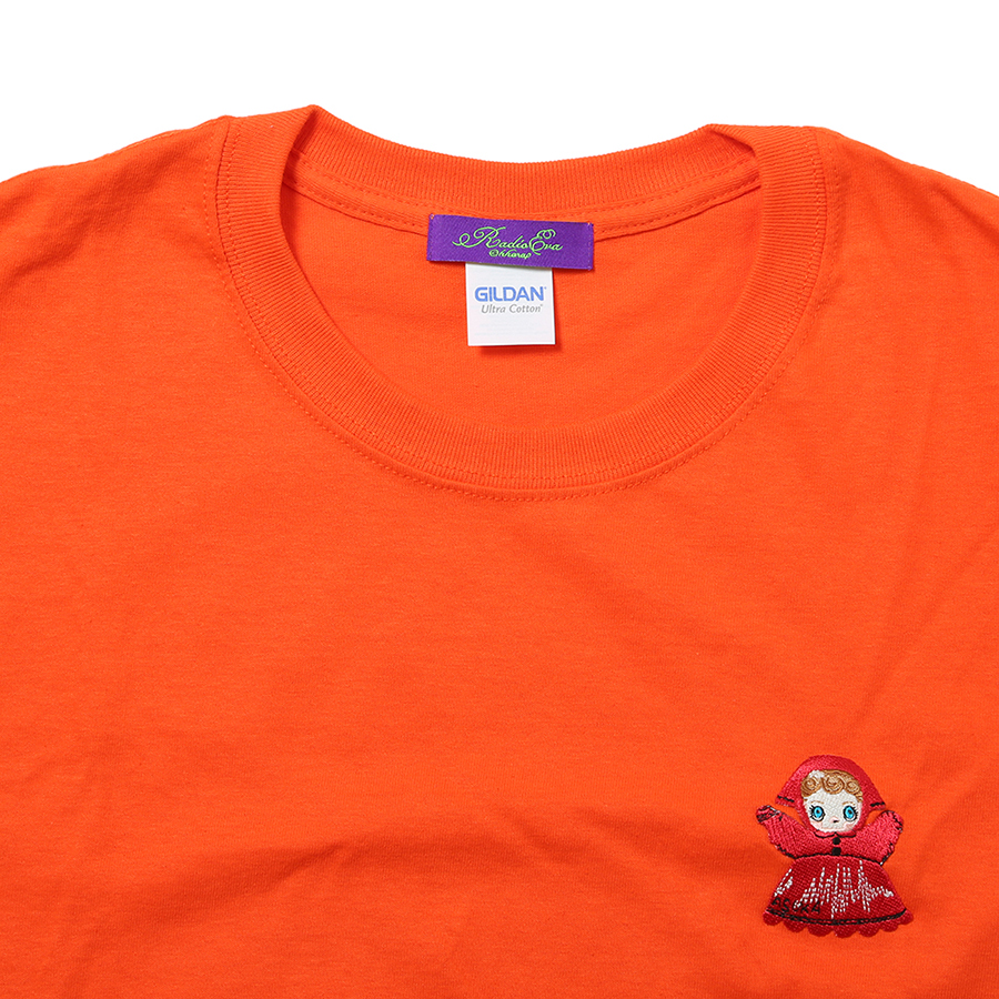 PUPPET Collection BIG T-Shirt (オレンジ)