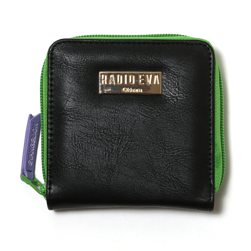 EVANGELION Wallet by Gizmobies (初号機モデル)