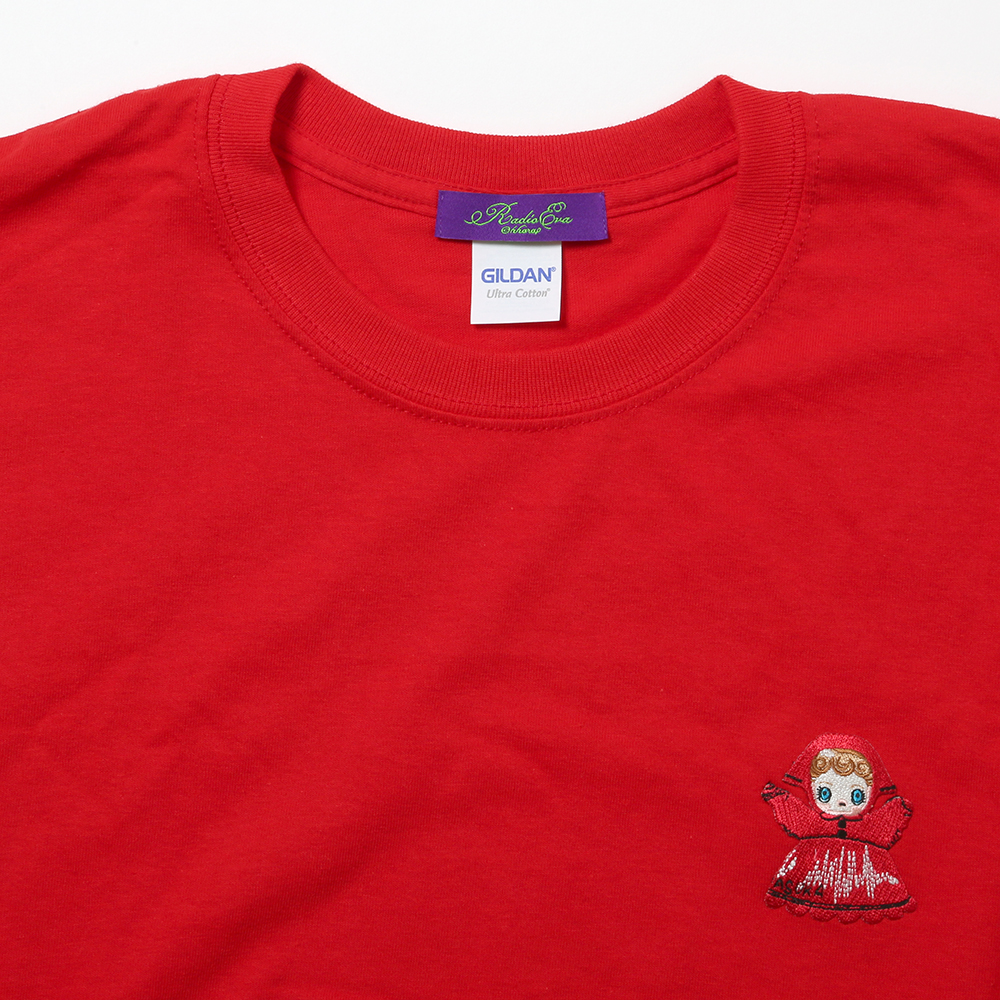 PUPPET Collection BIG T-Shirt (レッド)