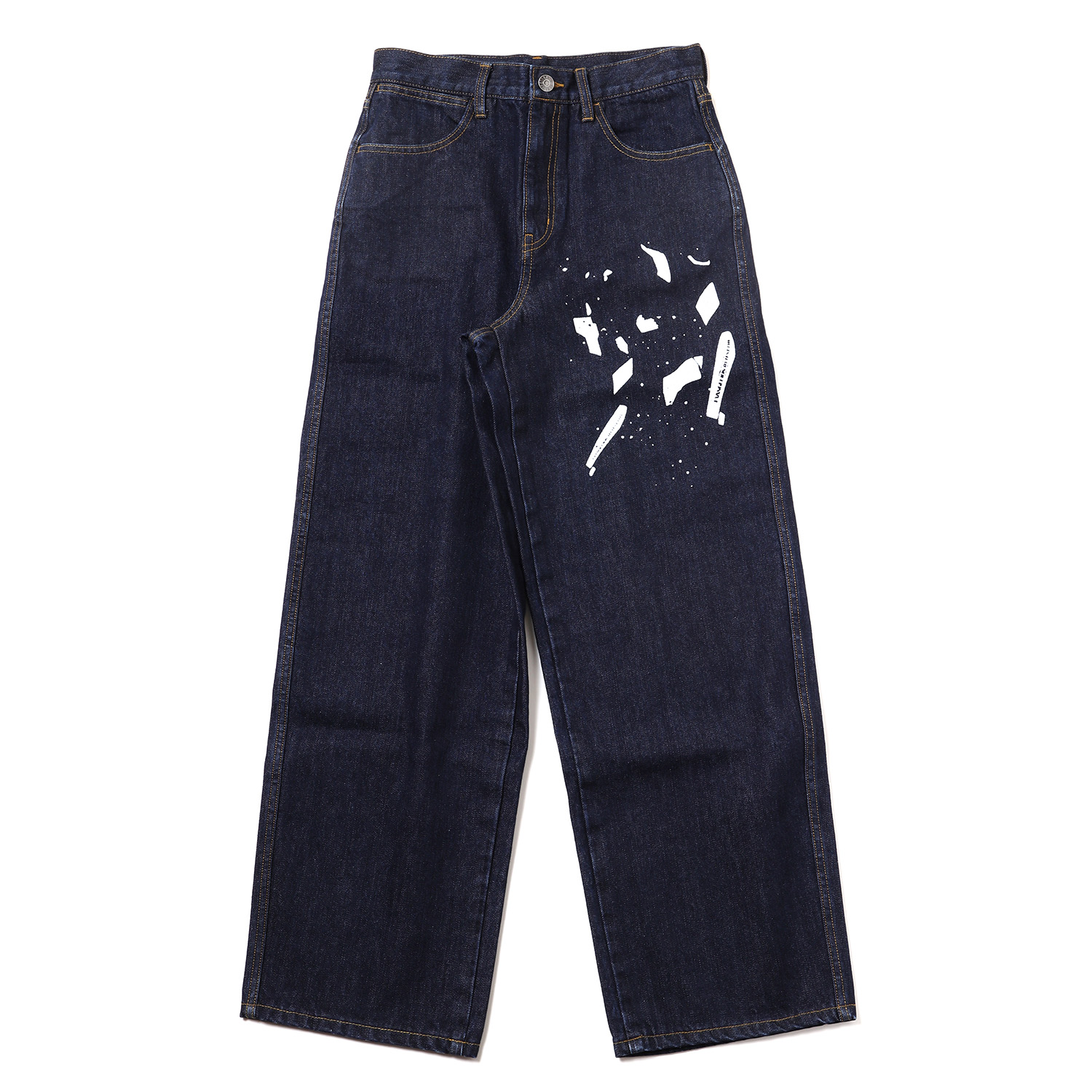 YAMIYO WIDE DENIM (INDIGO)