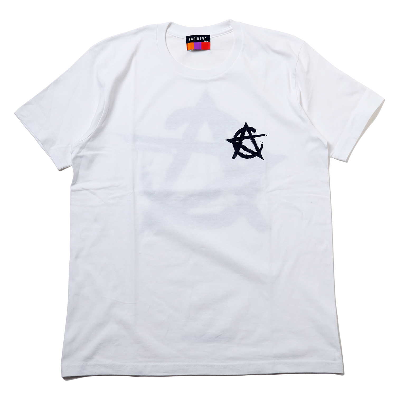 CIRCLE EVA T-Shirt (WHITE)