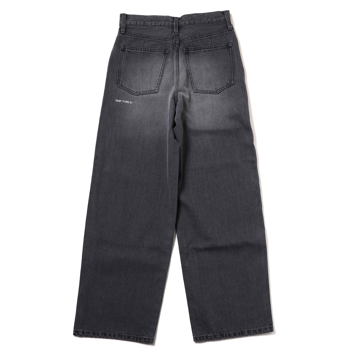 YAMIYO WIDE DENIM (GRAY)