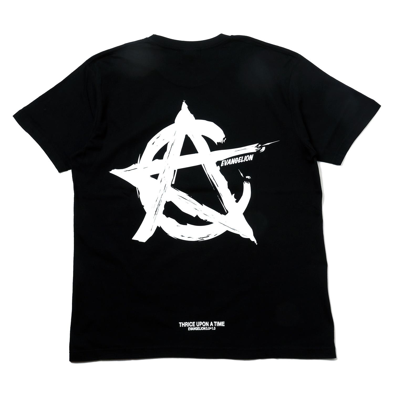 CIRCLE EVA T-Shirt (BLACK)
