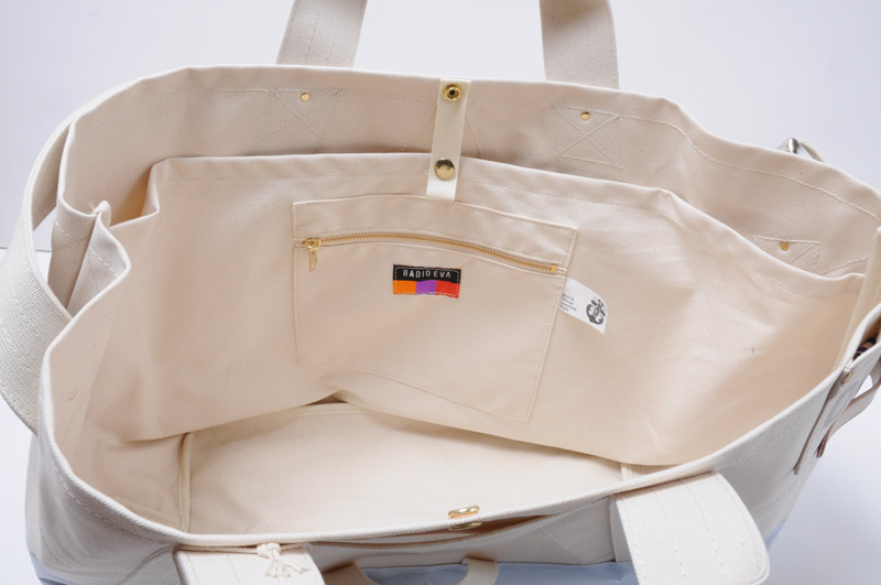 EVA 2WAY SHOULDER BAG (ホワイト)