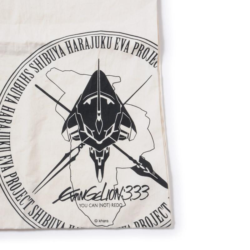 SHIBUYA HARAJUKU EVA PROJECT Vol.2 Stamp Rally Tote (ナチュラル)