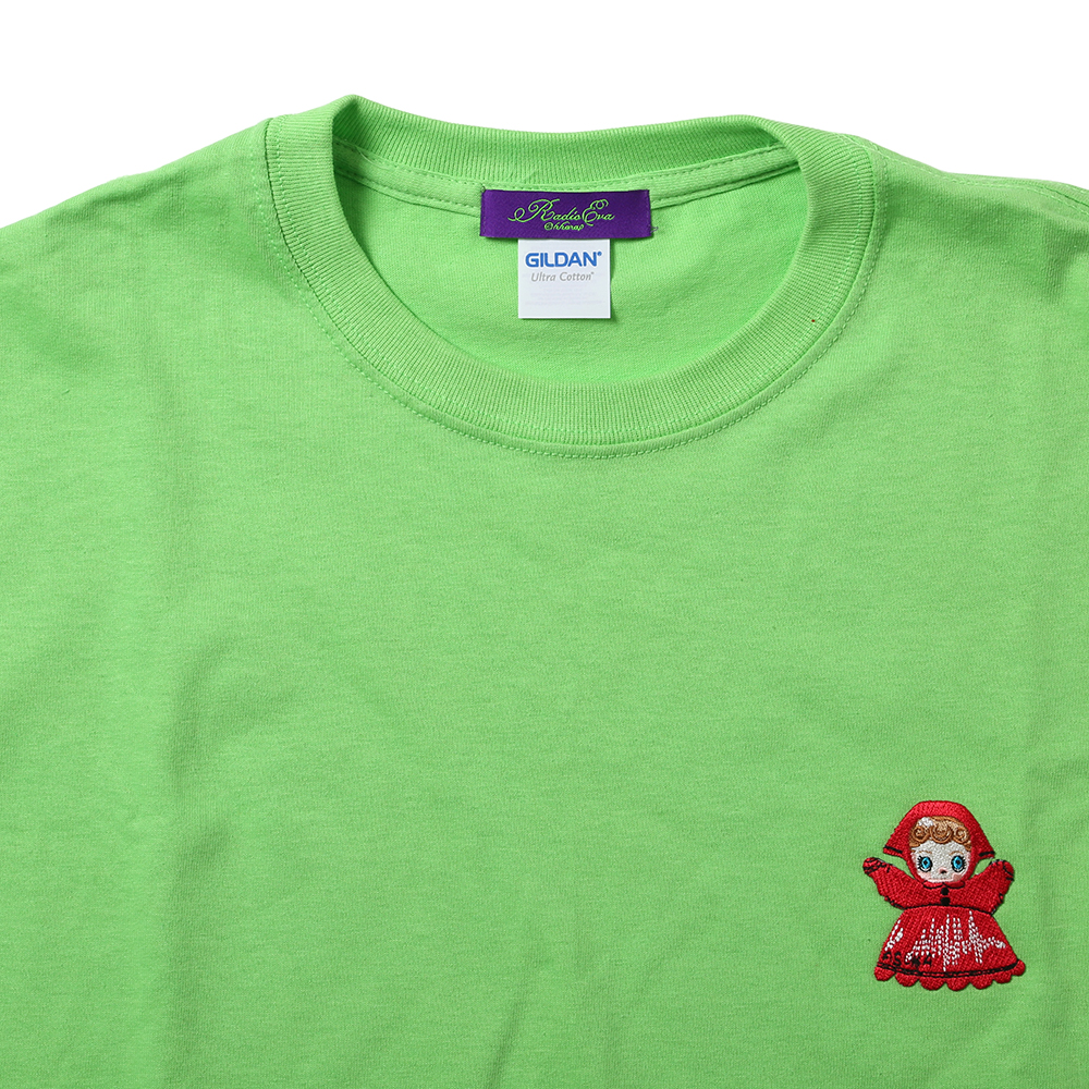 PUPPET Collection BIG T-Shirt (ライム)