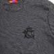 CIRCLE EVA T-Shirt (CHARCOAL)