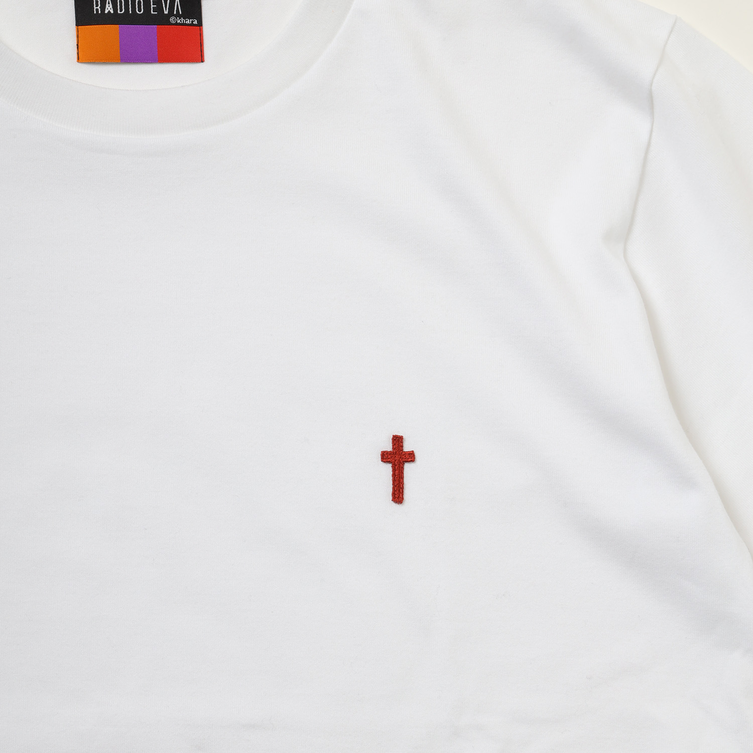 波打際 T-Shirt β (WHITE)