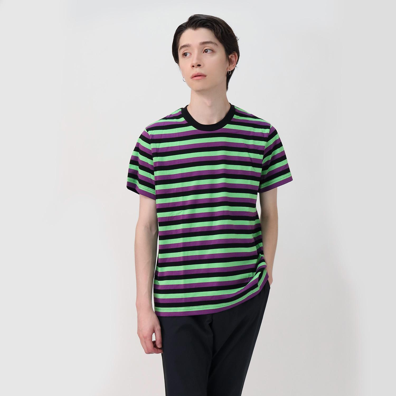 EVANGELION BORDER T-Shirt (EVA-01)