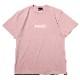 EVANGELION BOX LOGO T-Shirt (オフピンク)