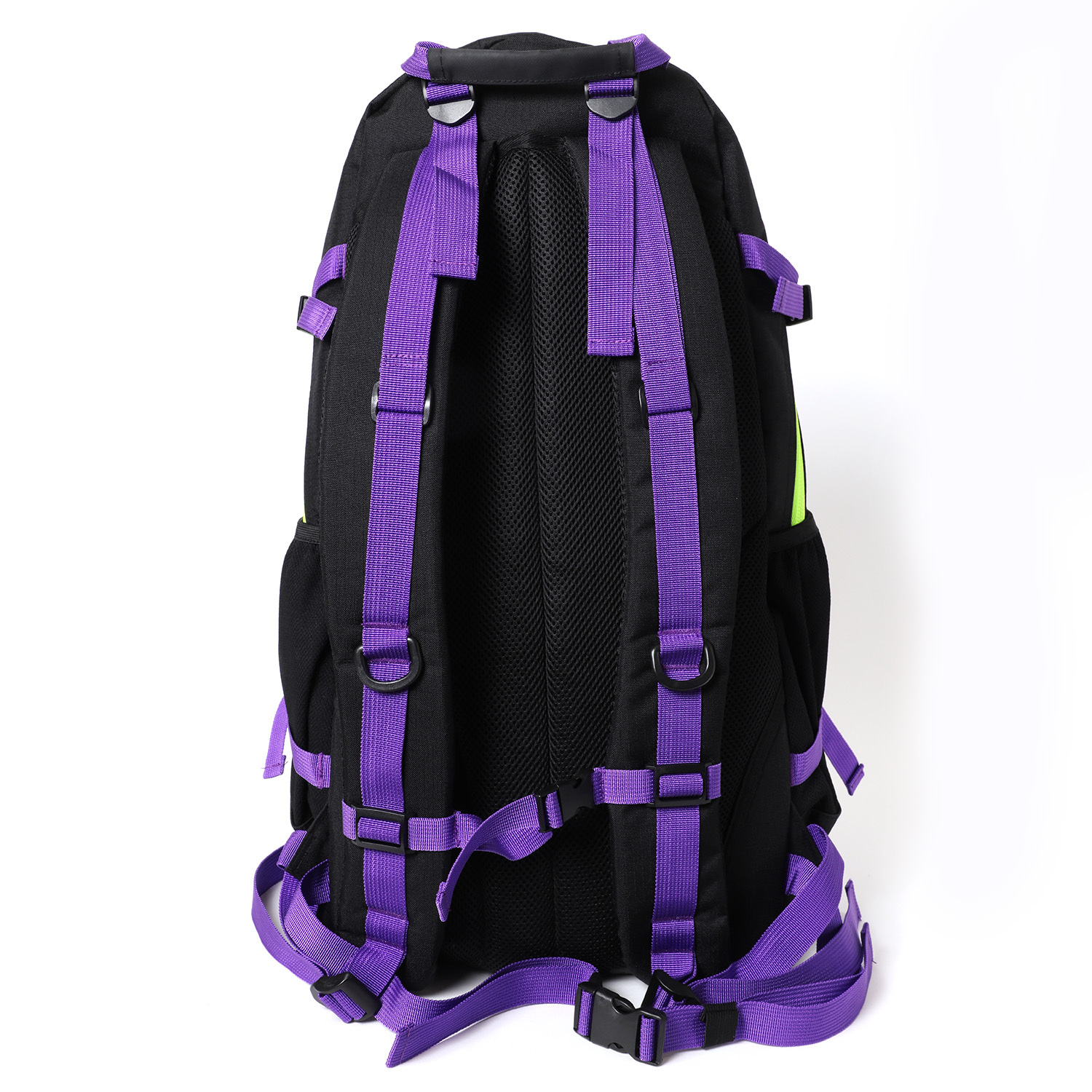 EVA-01 Cager Backpack by SPALDING (Black x Green)
