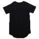 EVANGELION RAGLAN SLEEVE LINE T-Shirt (BLACK(NERV))
