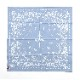 EVA-01 PAISLEYS BANDANA (BLUE GRAY)