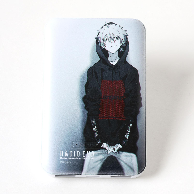RADIO EVA ORIGINAL MOBILE BATTERY (カヲル(10th))