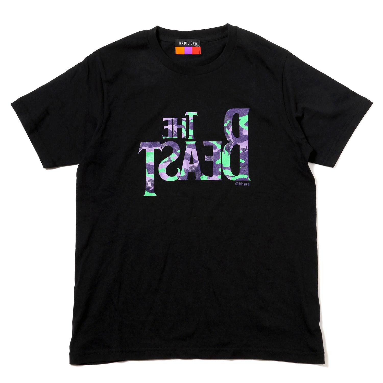 THE BEAST T-Shirt (EVA-01(BLACK))