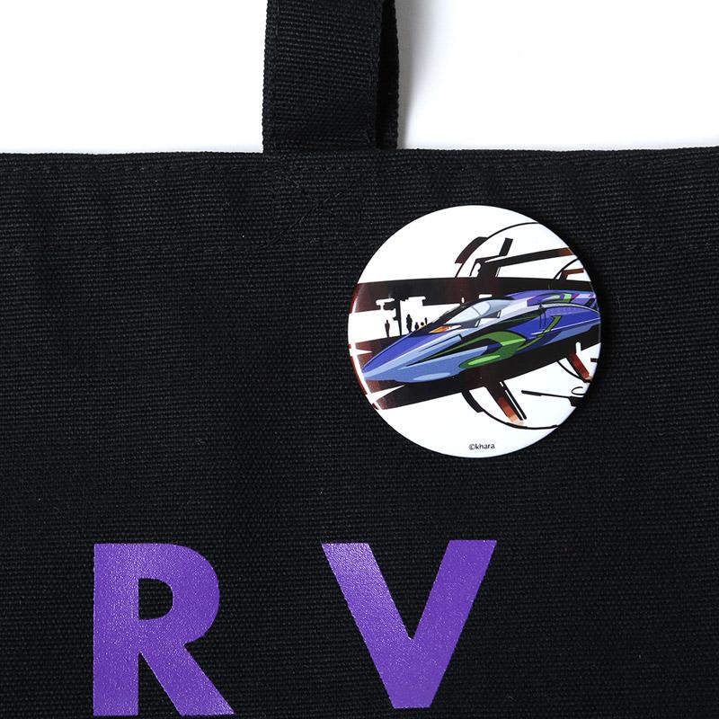 NERV Lunch Bag 500 TYPE EVA EDITION (パープル)