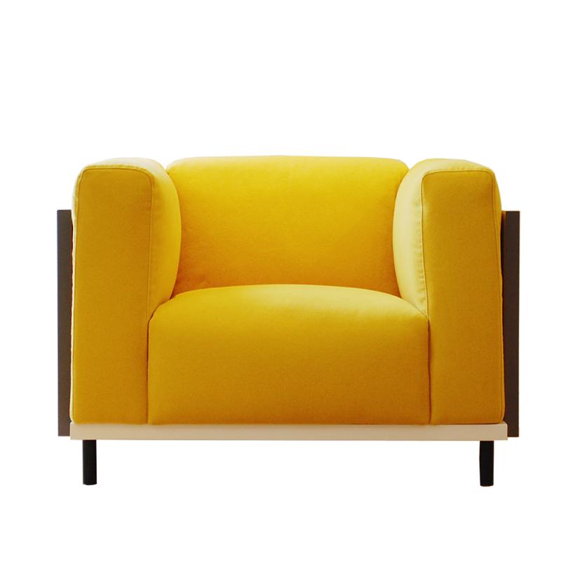 EVANGELION 1P Sofa (零号機)