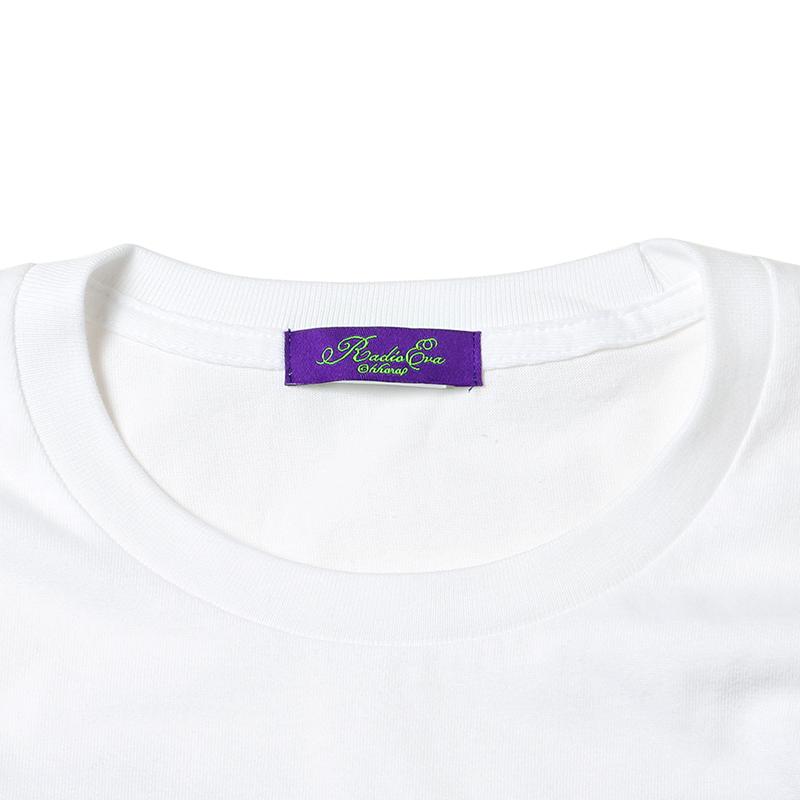 TOKYO-� Handwrite Bandana T-Shirt (ホワイト)