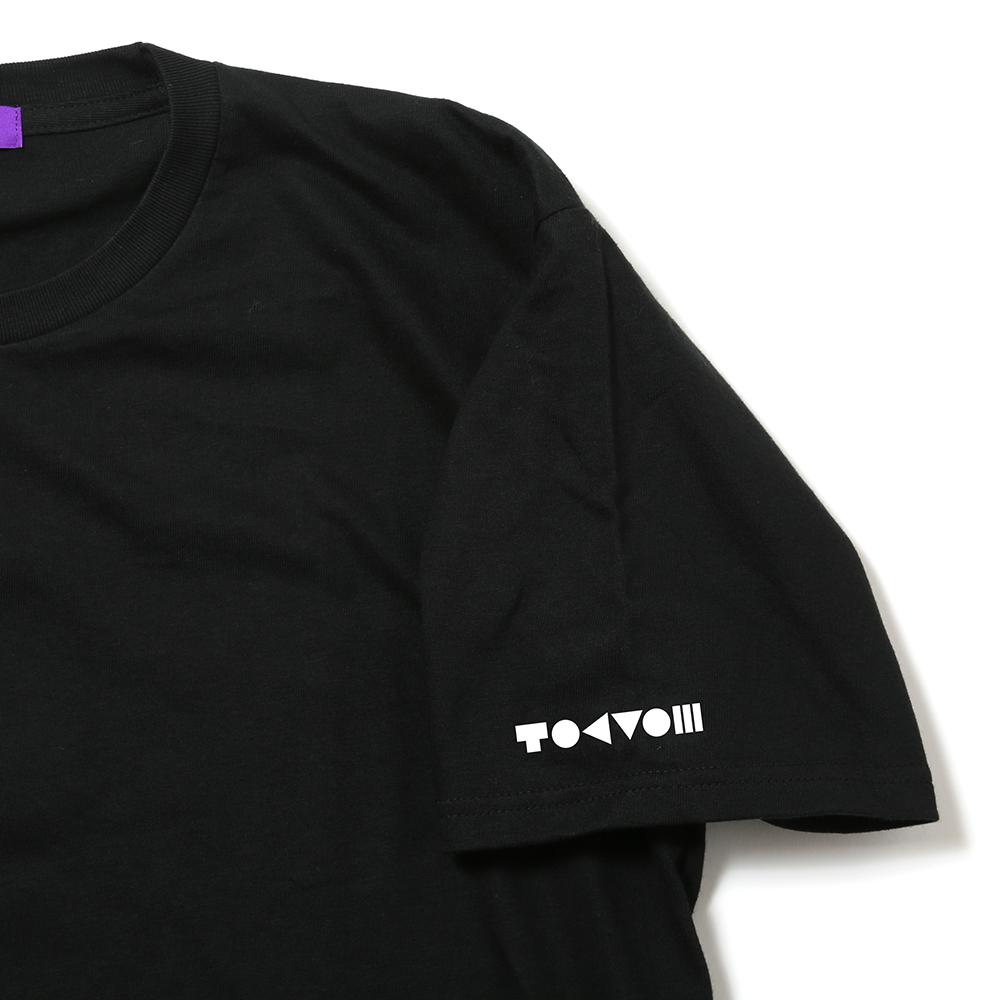 TOKYO-III T-Shirt (ブラック)