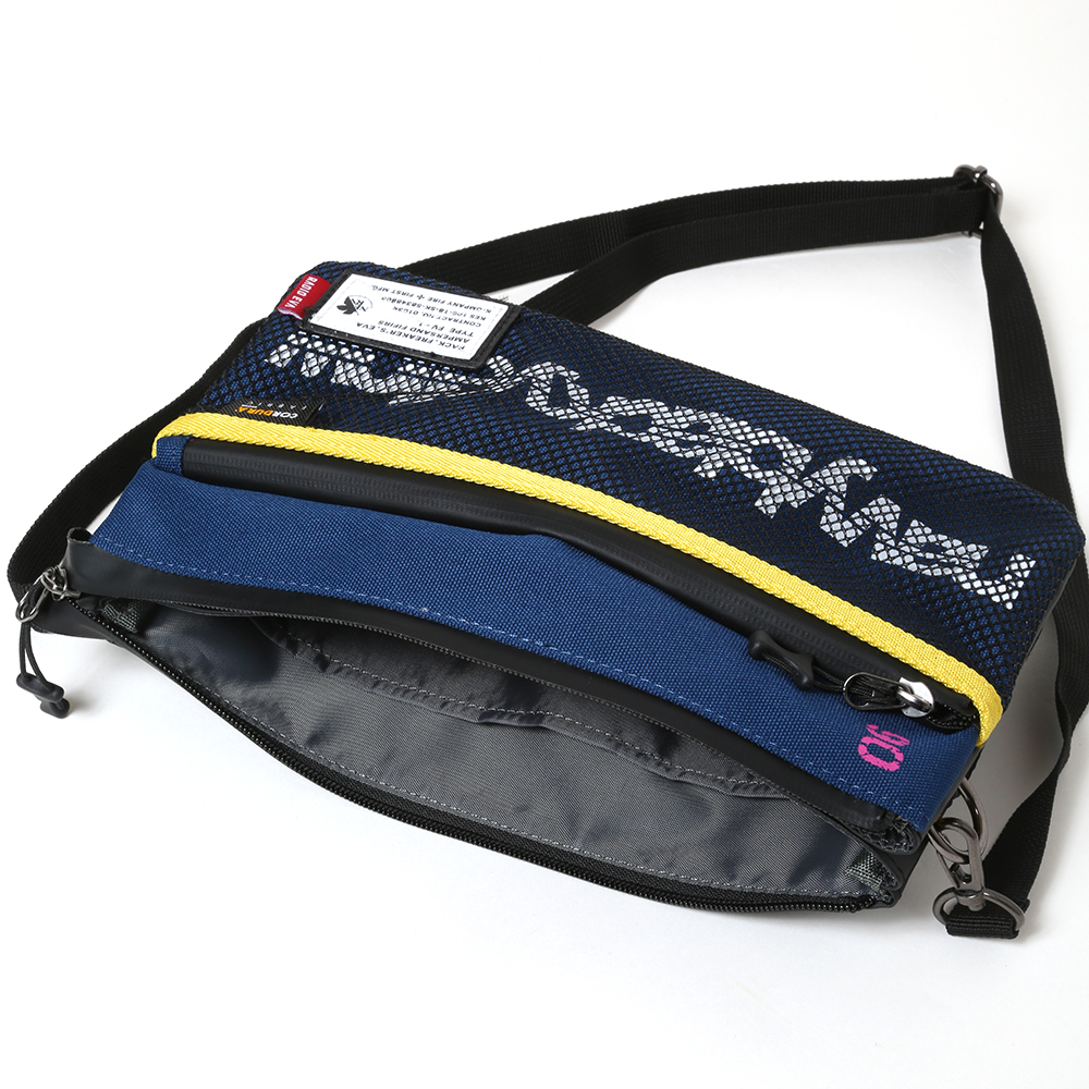 EVANGELION SACOCHE BAG by FIRE FIRST (Mark.06 MODEL)