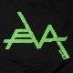 EVANGELION Solid Line Logo Cutsew (ブラック)