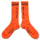 EVANGELION SOCKS (ORANGE)
