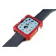Solid bumper for Apple Watch (EVANGELION Limited) (Yellow×Red(2号機))