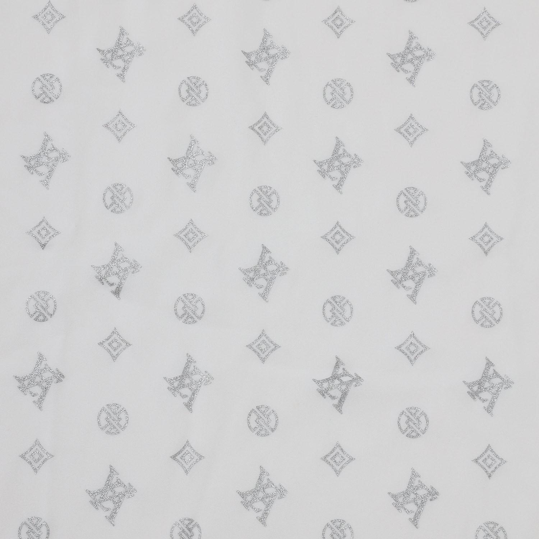 EVA Monogram T-Shirt (WHITE)