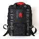 EVANGELION RUCK SACK with SYMBOL TAG by FIRE FIRST (NERV MODEL(BLACK))