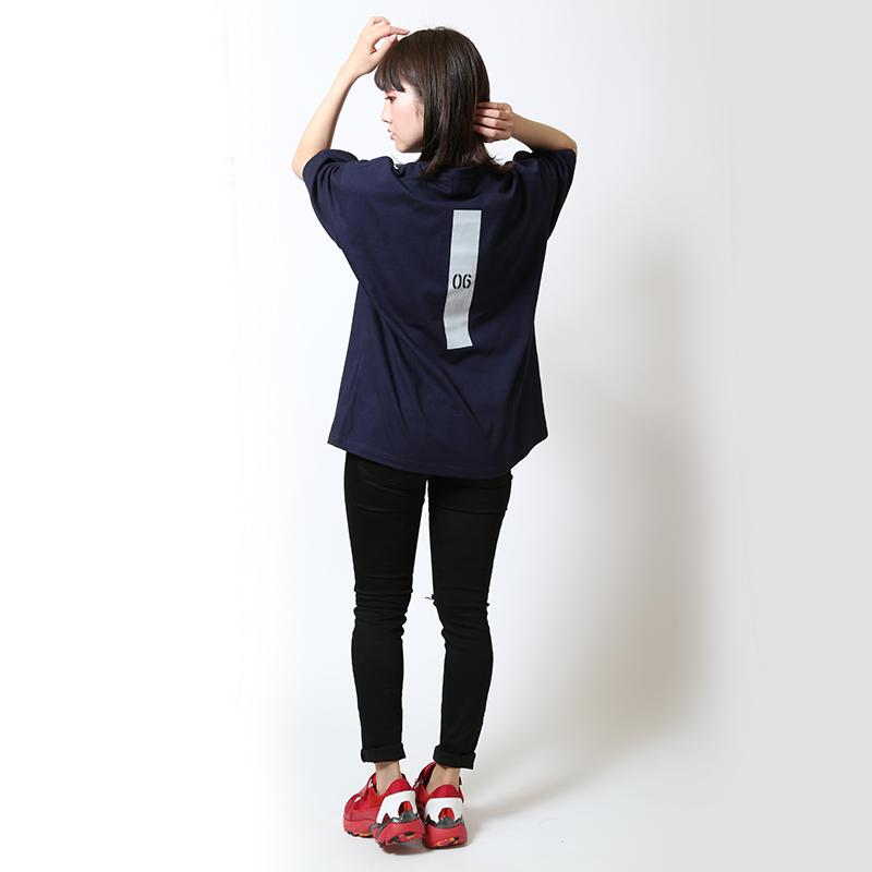 EVANGELION New Numbering Pocket T-Shirt (ネイビー(06))