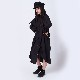 Longinus Embroidery Dress (BLACK)