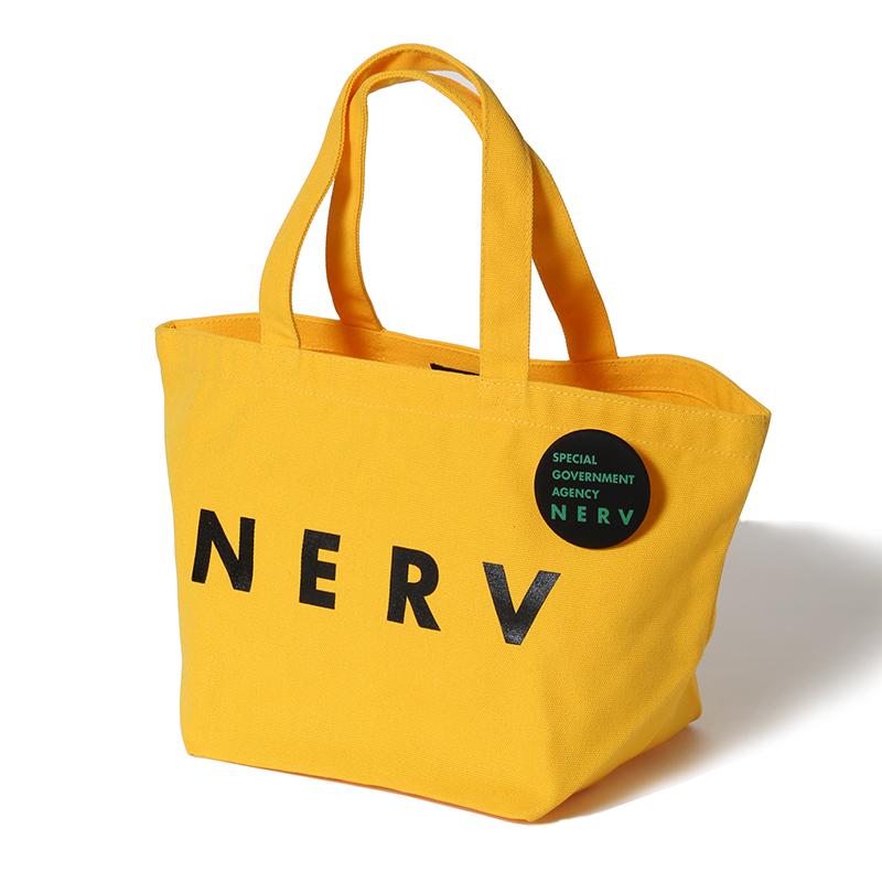NERV New Lunch Bag (イエロー×ブラック)
