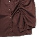 Longinus Embroidery Dress (BROWN)