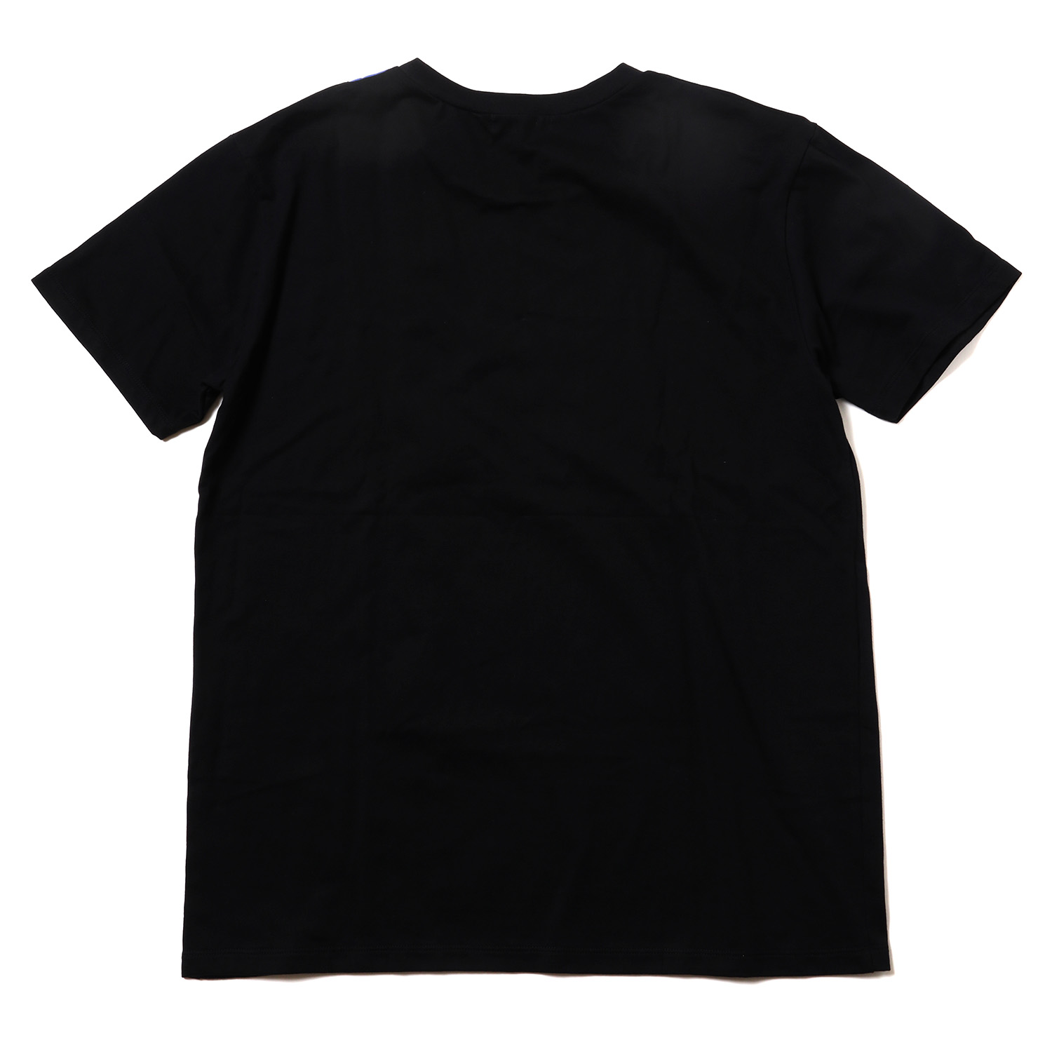 NERV CAR T-Shirt (BLACK×BLUE)