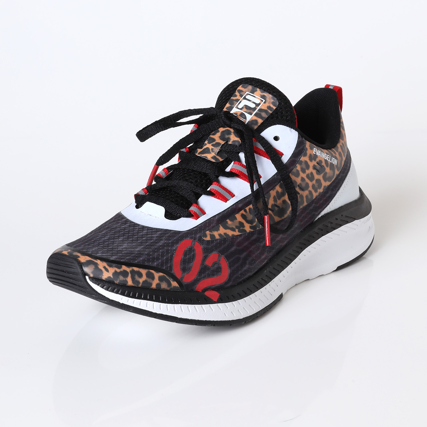 FILA WAVELET ALPHA EVANGELION LIMITED (LEOPARD(EVA-02 THE EBAST))