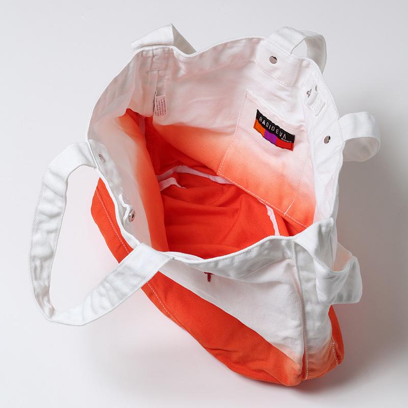 EVA Dyed 2Way Bag (オレンジ)