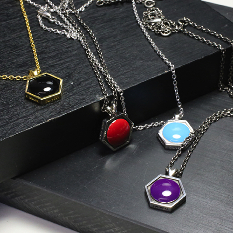 EVANGELION NECKLACE by JAM HOME MADE (アスカ)