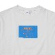 NERV Box and Lettering Long T-Shirt (WHITE)