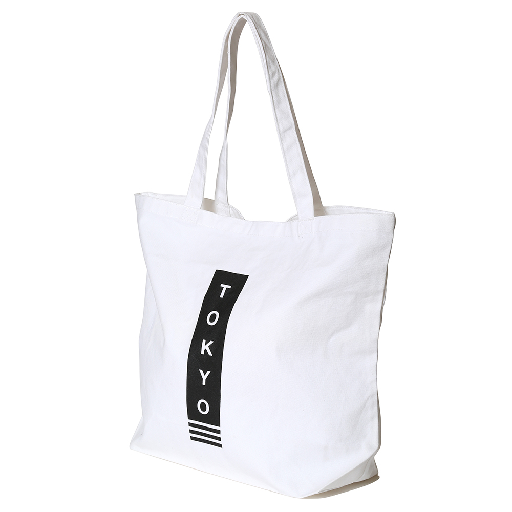 TOKYO-III Tote Bag (ホワイト)