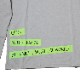 NERV Box and Lettering Long T-Shirt (GRAY)