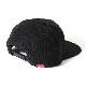 TOKYO-III Basic Cap (ブラック)