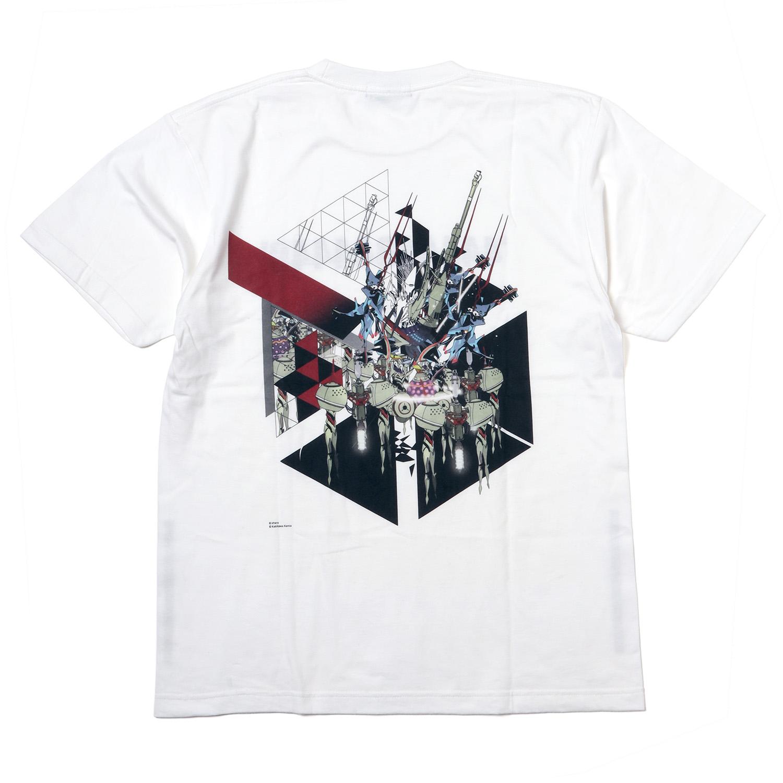Abstract EVANGELION T-Shirt β(KENTA KAKIKAWA)(44A44B4444C)