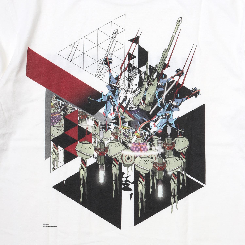Abstract EVANGELION Cutsew (KENTA KAKIKAWA) (44A44B4444C)