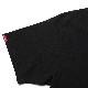 FILA LOGO T-Shirt EVANGELION LIMITED (BLACK(EVA-01))